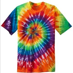 Koloa Surf Tie Dye Short Sleeve TShirt Youth 10/12